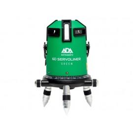 ADA 6D SERVOLINER GREEN Lazerinis nivelyras